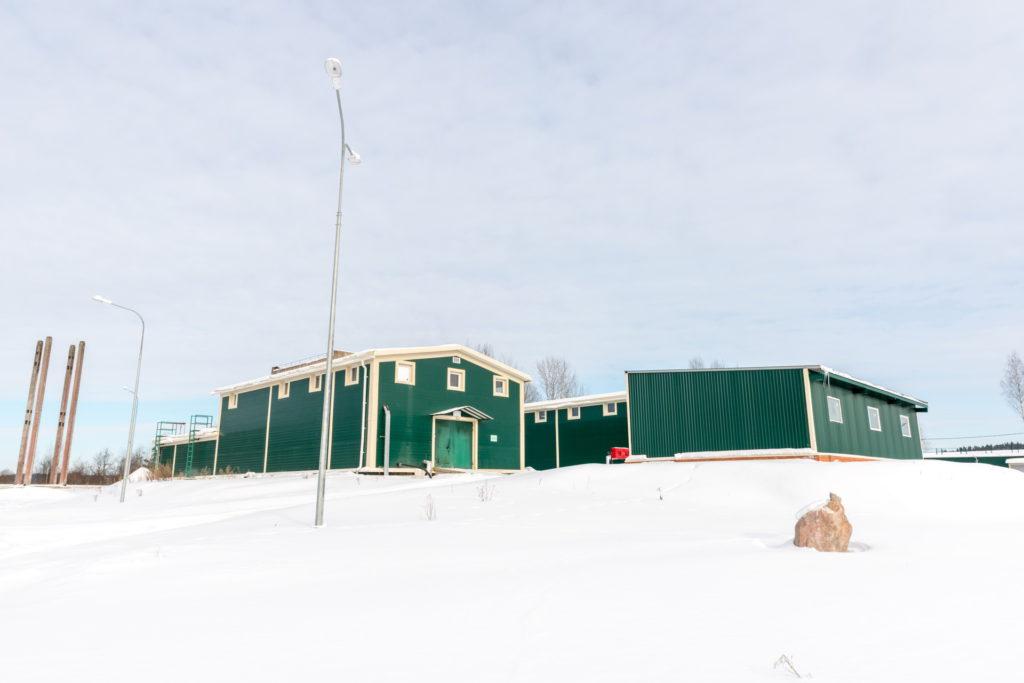 Реконструкция очистных сооружений г. Каменногорск | НПО Акваинж