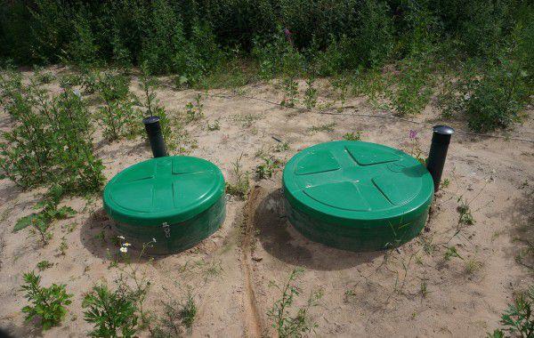 Реконструкция канализационных очистных сооружений поселка Рассвет