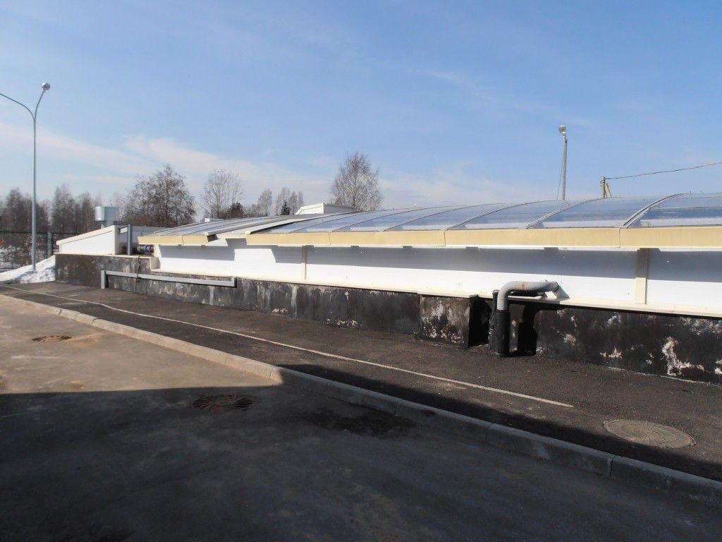 Реконструкция канализационных очистных сооружений,д. Снегиревка | НПО Акваинж