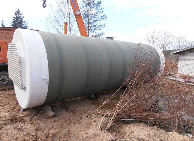 Реконструкция очистных сооружений сточных вод ФГБУ «Оздоровительный комплекс «Тетьково»