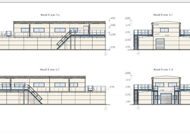 Проектирование и строительство канализационных очистных сооружений производительностью 1000 м3/сут