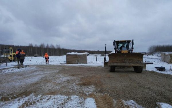Международный Аэропорт Нижнего Новгорода «Стригино». Поставка установки очистки производственно-дождевых сточных вод.