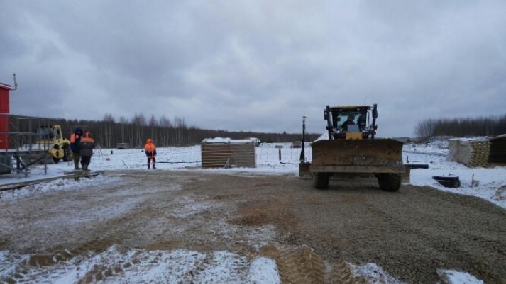 Поставка установки очистки производственно-дождевых сточных вод для Международного Аэропорта Нижнего Новгорода «Стригино».