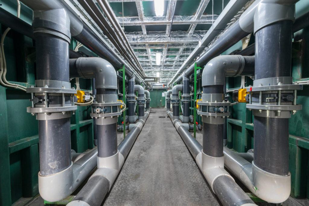 Станции водоподготовки | НПО Акваинж