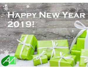 Новый год 2019 | НПО Акваинж